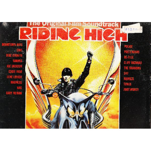 RIDING HIGH - OST