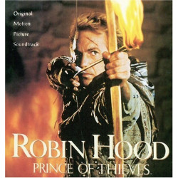 ROBIN HOOD PRINCE OF THIEVES - OST