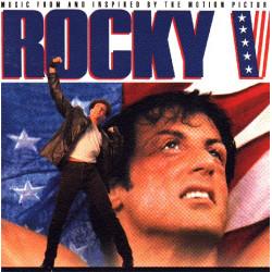 ROCKY V - OST