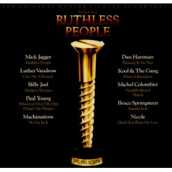 RUTHLESS PEOPLE - OST