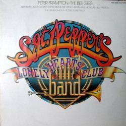SGT. PEPPER'S LONELY HEARTS CLUB BAND - PETER FRAMPTON & BEE GEES - OST ( 2 LP )