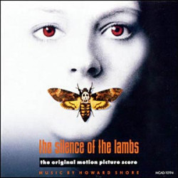 SILENCE OF THE LAMBS,THE - OST ( NO COVER )