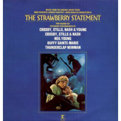 STRAWBERRY STATEMENT,THE - OST ( 2 LP )