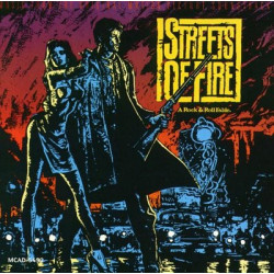 STREETS OF FIRE - OST