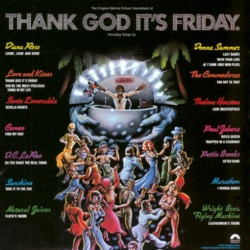 THANK GOD IT' S FRIDAY - OST ( 2 LP + MAXI SINGLE )