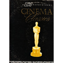 VARIOUS - CINEMA CLASSICS ( 2 LP )