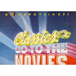 VARIOUS - CLASSICS GO TO THE MOVIES ( 2 LP )