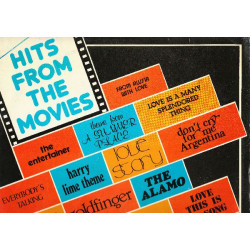 VARIOUS - HITS FROM THE MOVIES