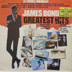 VARIOUS - JAMES BOND GREATEST HITS