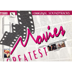 VARIOUS - MOVIES GREATEST ( 2 LP )