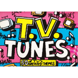 VARIOUS - T.V. TUNES 50 OF TV' S GREATEST THEMES