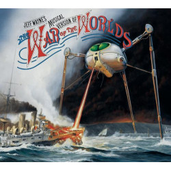 WAR OF THE WORLDS,THE  - OST( 2 LP )