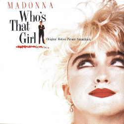 WHO'S THAT GIRL - MADONNA - OST
