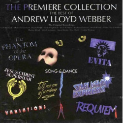 ANDREW LLOYD WEBBER - THE PREMIER COLLECTION