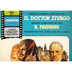 DOCTOR ZIVAGO - MAURICE JARRE & GODFATHER,THE - NINO ROTA - OST