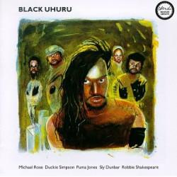 BLACK UHURU - REGGAE GREATS