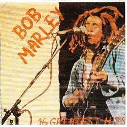 BOB MARLEY - 16 GREATEST HITS