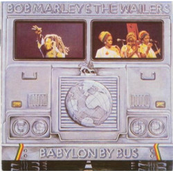 BOB MARLEY AND THE WAILERS - BABYLON BY BUS ( 2 LP )