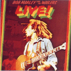 BOB MARLEY AND THE WAILERS - LIVE AT THE LYCEUM