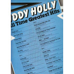 BUDDY HOLLY - ALL TIME GREATEST HITS ( 2 LP )