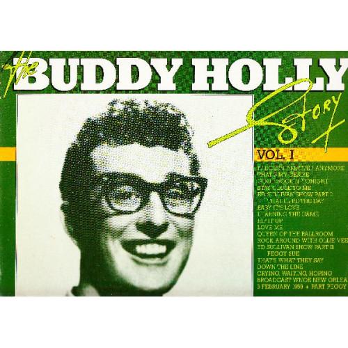 BUDDY HOLLY - THE BUDDY HOLLY STORY ORIGINAL RECORDINGS VOLUME I