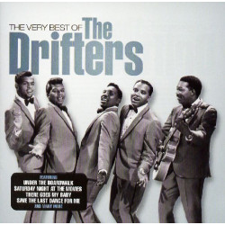 DRIFTERS,THE - THE VERY BEST OF THE DRIFTERS