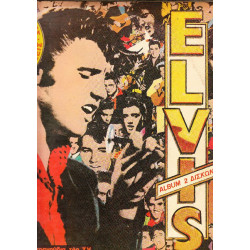 ELVIS PRESLEY - ELVI'S 40 GREATEST ( 2 LP )