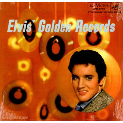 ELVIS PRESLEY - ELVI'S GOLDEN RECORDS