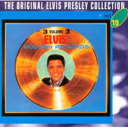 ELVIS PRESLEY - ELVI'S GOLDEN RECORDS VOL. 3