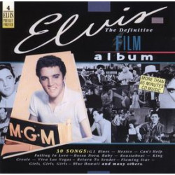 ELVIS PRESLEY - THE DEFINITIVE FILM ALBUM ( 2 LP )