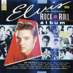 ELVIS PRESLEY - THE DEFINITIVE ROCK & ROLL ALBUM ( 2 LP )