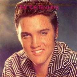 ELVIS PRESLEY - THE TOP TEN HITS ( 2 LP )