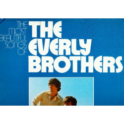 EVERLY BROTHERS,THE - THE MOST BEAUTIFUL SONGS OF THE EVERLY BROTHERS ( 2 LP )