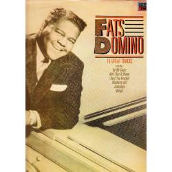 FATS DOMINO - 16 GREAT TRACKS