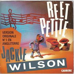 JACKIE WILSON - REET PETITE (THE SWEETEST GIRL IN TOWN) ( MAXI SINGLE )