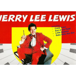 JERRY LEE LEWIS - CRAZY ARMS I' LL MAKE IT ALL UP TO YOU