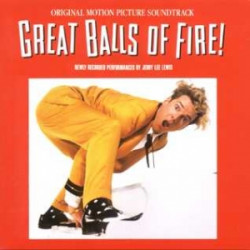 JERRY LEE LEWIS - GREAT BALLS OF FIRE / BREATHLESS ( MAXI SINGLE )