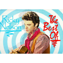 RICKY NELSON - UNCHAINED MELODY THE BEST OF RICKY NELSON