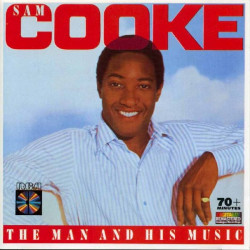 SAM COOKE - THE MAN AND HIS MUSIC ( 2 LP )