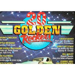 VARIOUS - 20 GOLDEN ROCKERS