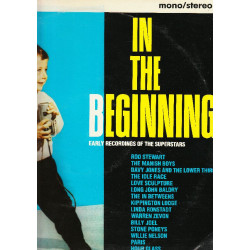 VARIOUS - IN THE BEGINNING