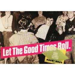 VARIOUS - LET THE GOOD TIMES ROLL EARLY ROCK CLASSICS 1952-1958 ROCK OF AGES