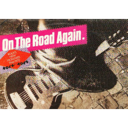 VARIOUS - ON THE ROAD AGAIN ROCK'S NEW FRONTIERS 1966-1970 ROCK OF AGES
