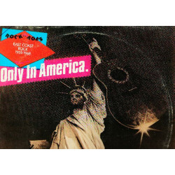 VARIOUS - ONLY IN AMERICA EAST COAST ROCK 1959-1968 ROCK OF AGES