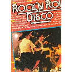 VARIOUS - ROCK 'N' ROLL DISCO ( MIX BY RICKY & THE ROCKETS )