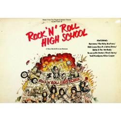 VARIOUS - ROCK 'N' ROLL HIGH SCHOOL - OST