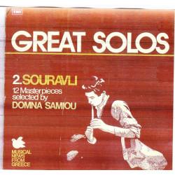 ΣΑΜΙΟΥ ΔΟΜΝΑ - GREAT SOLOS 2 SOURAVLI