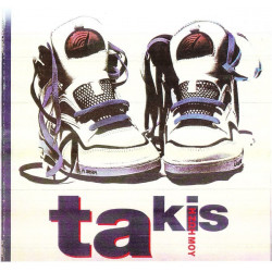 ΓΚΡΙΤΖΕΛΗΣ TAKIS - Η ΖΩΗ ΜΟΥ ( MAXI SINGLE )