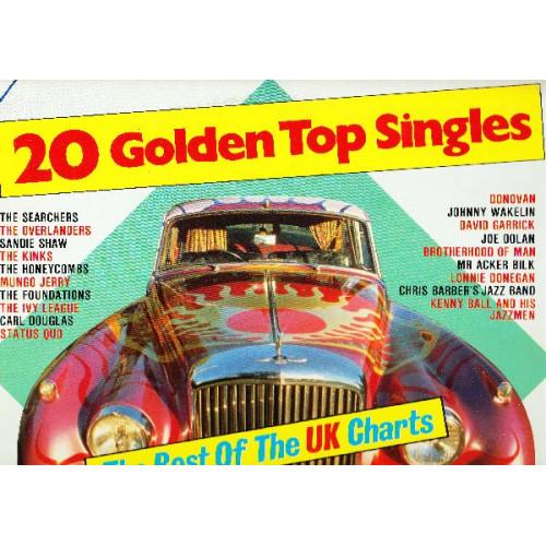 VARIOUS - 20 GOLDEN TOP SINGLES