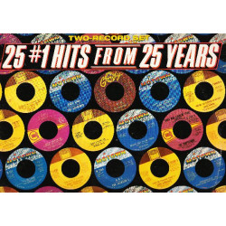 25 #1 HITS FROM 25 YEARS ( 2 LP )